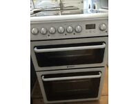 Hotpoint 600mm wide electric cooker £185 fully working and guaranteed