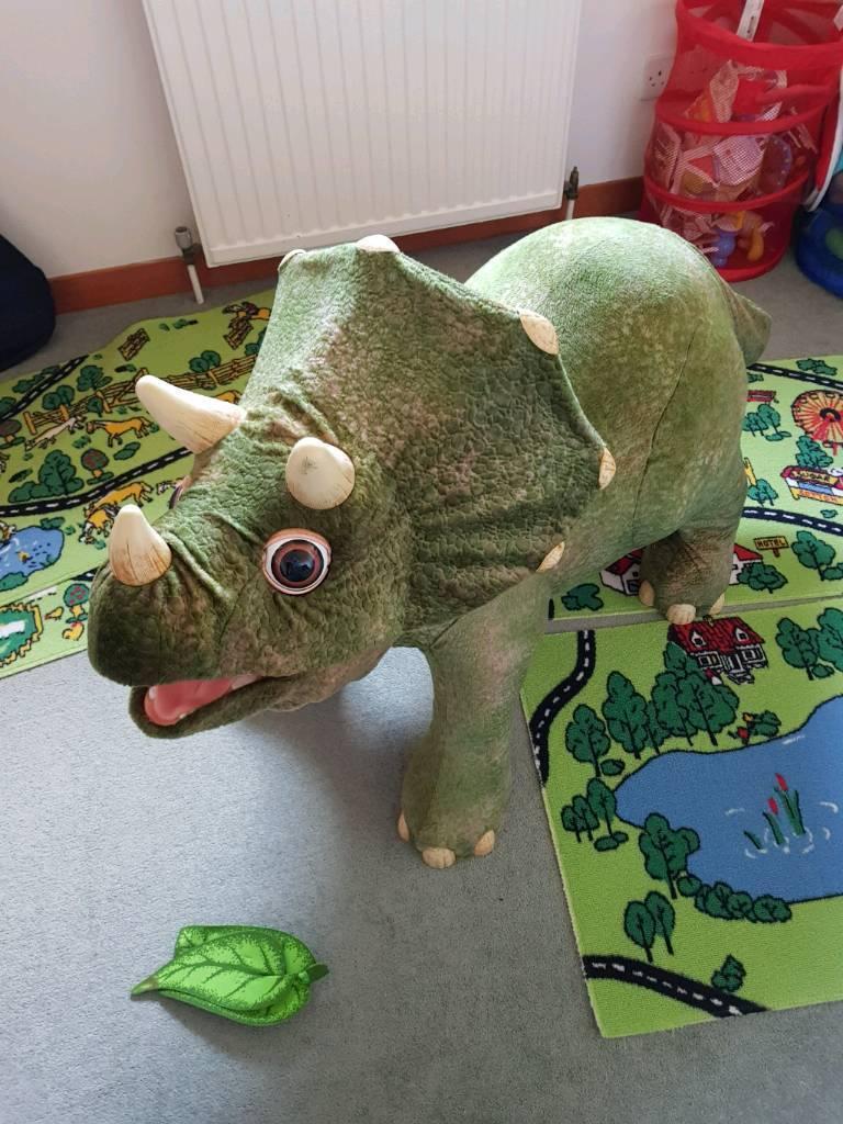 Kota the triceratops-SOLD