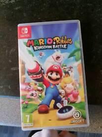 Mario +Rabbids Kingdom battle