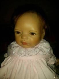 Reborn baby doll by Sigikid