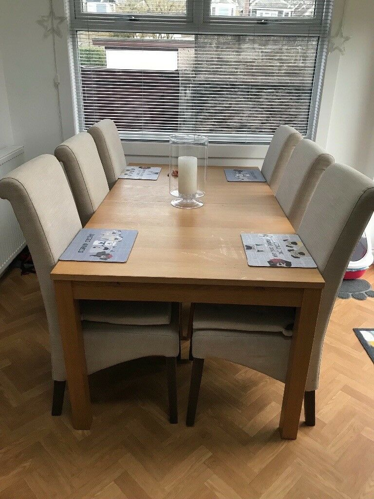 Large extending kitchen table   in Carnoustie, Angus   Gumtree