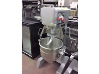 Buffalo Planetary Mixer 30Ltr - EU250 (oct)