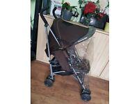 Maclaren Ryder baby pushchair