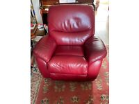 Recliner Chair (Laz e Boy) Leather manual.