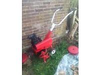 Wolseley merry tiller/cultivator/rotovator/rotavator - can deliver at extra cost