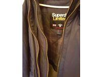 Superdry Parka Jacket Large
