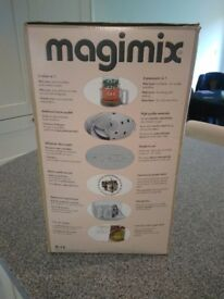 Magimix Food Processor £120 - barely used
