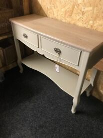 Vintage console table-NEW