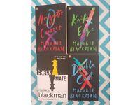 Malorie Blackman books