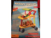 Market trolley for kids