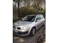 55 plate Renault Megane 1.6 Auto, Tidy and good runner
