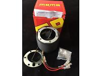 MOMO Italy C8010 steering wheel boss/adapter VW golf Mk1 Mk2 fits others