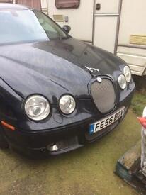 Jaguar s type auto v6 sold