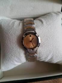 Women's movado watch
