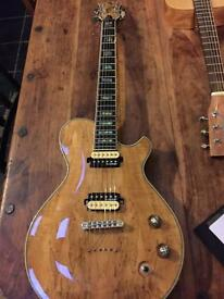 Michael Kelly Patriot Ltd electric guitar