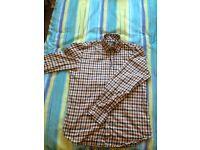 Long Sleeved Aquascutum Shirt