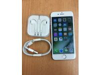 Rose iPhone 7 unlocked 32GB good condition