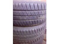 Ford Fiesta alloy wheels 155/50/15