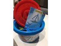 Meccano bucket