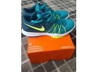 Nike zoom run
