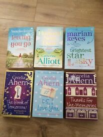 REDUCED....A SELECTION OF 12 BOOKS