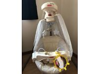 Free fisher price cradle swing