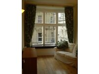Luxury one-bedroom furnished flat in Bristol City Centre. High ceilings, very light and spacious.