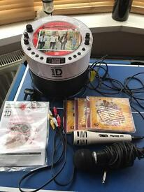 CD player - karaoke