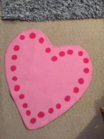 Love Heart mat