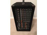 Yamaha EMX 660 powered mixer