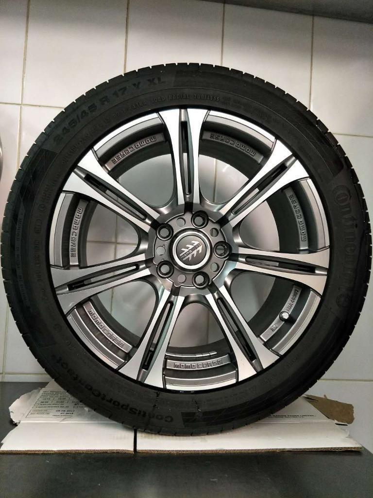"""Momocorse 17"""" alloy wheel"""