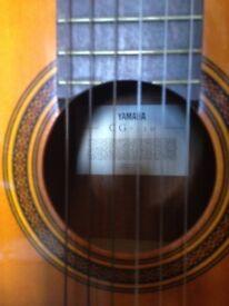 Yamaha CG110 Classical guitar for sale.
