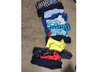 Boys 3-4 yrs pyjama bundle