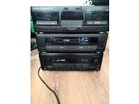 kenwood x85-ge850-a85 stereo hifi