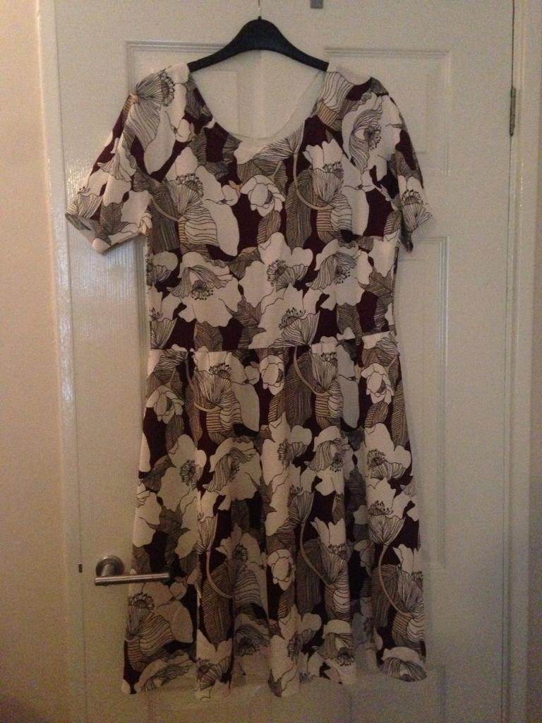 Selection of brand new dresses