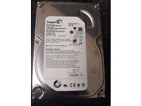 Hard Drive-SEAGATE 500GB SATA INTERNAL DESKTOP PC