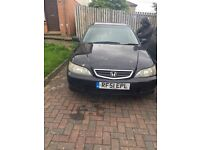 Honda accord 1.8 vtec swap or sale**see description**