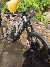 Iron horse downhill mountain bike