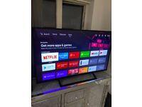 Sony Bravia smart tv 4k