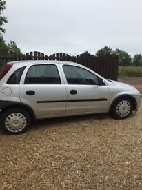 Corsa Comfort for spares or repair