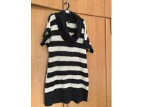 Ladies size 18 long jumper/dress in excellent condition