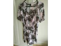Bundle of 5 dresses and playsuits size 8-10. £30