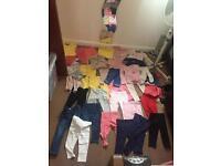 Baby Clothes Bundle 12-18 months