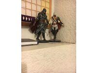Assassins Creed Figurines (2 piece set)