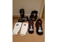Adults Martial Arts Kickboxing Sparring Kit