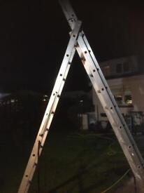 3 part AFrame ladder