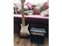 Elevation Electric Guitar with Amp - Junior