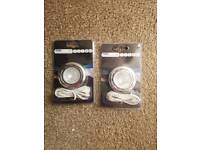 Low voltage surface lights