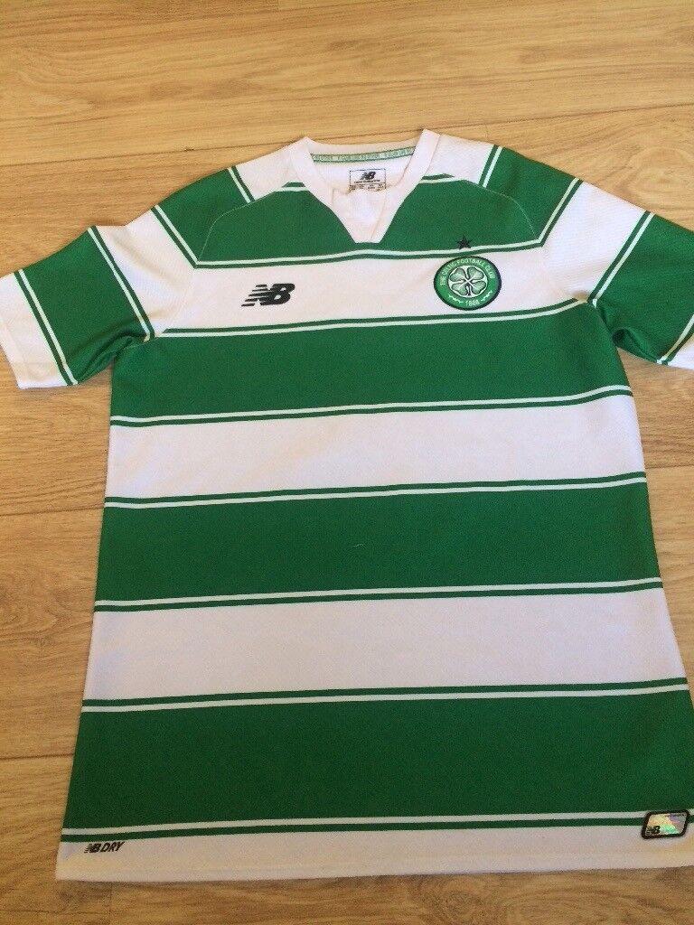 Celtic Football Top
