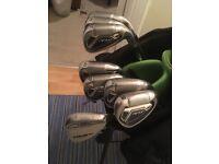 Adams RPM3 Irons, Callaway Golf Set - Great Condition